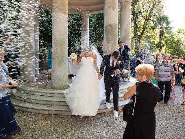 Il matrimonio di Matteo e Samanta a Gorizia, Gorizia 32