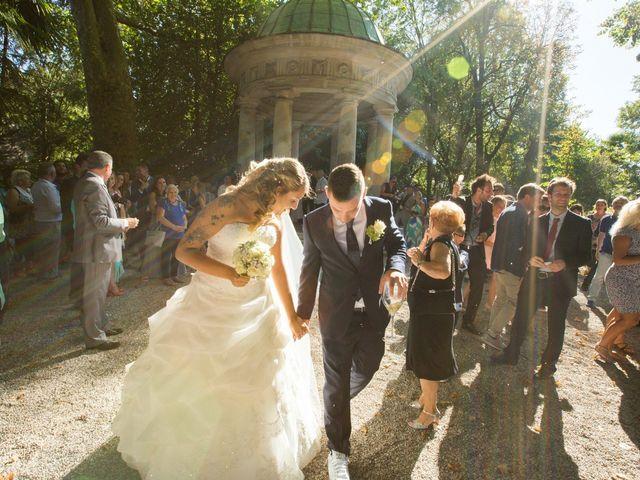 Il matrimonio di Matteo e Samanta a Gorizia, Gorizia 33