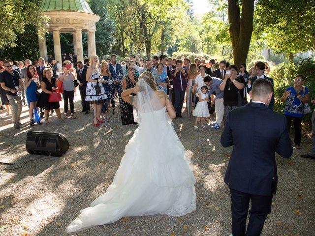 Il matrimonio di Matteo e Samanta a Gorizia, Gorizia 34