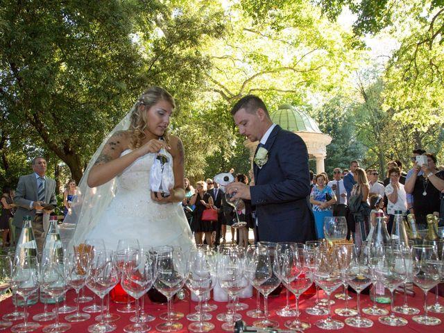 Il matrimonio di Matteo e Samanta a Gorizia, Gorizia 35