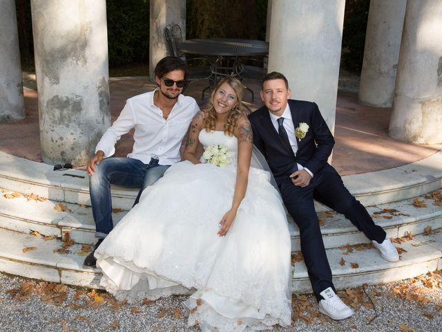 Il matrimonio di Matteo e Samanta a Gorizia, Gorizia 40