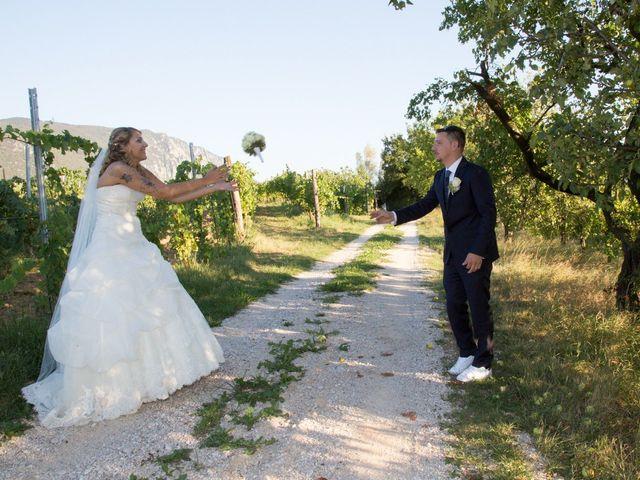 Il matrimonio di Matteo e Samanta a Gorizia, Gorizia 45
