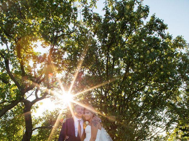 Il matrimonio di Matteo e Samanta a Gorizia, Gorizia 46
