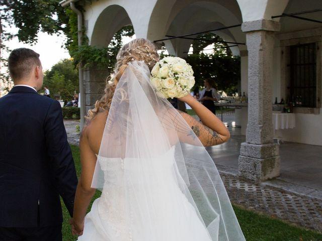 Il matrimonio di Matteo e Samanta a Gorizia, Gorizia 55