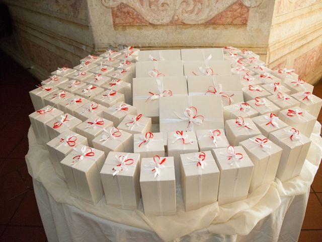 Il matrimonio di Matteo e Samanta a Gorizia, Gorizia 58