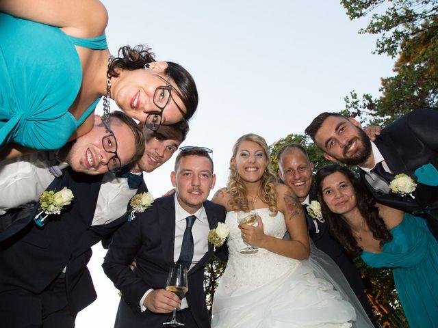 Il matrimonio di Matteo e Samanta a Gorizia, Gorizia 62