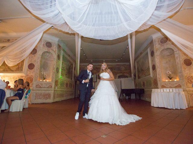 Il matrimonio di Matteo e Samanta a Gorizia, Gorizia 74