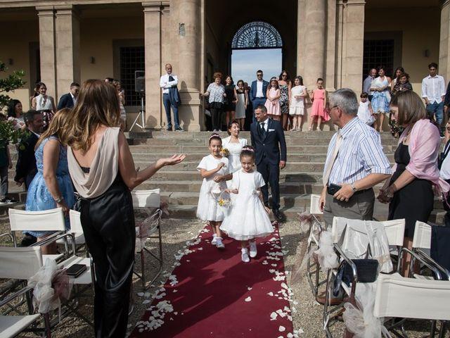 Il matrimonio di Angelo e Rosa a Lastra a Signa, Firenze 9