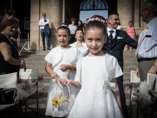 Il matrimonio di Angelo e Rosa a Lastra a Signa, Firenze 10