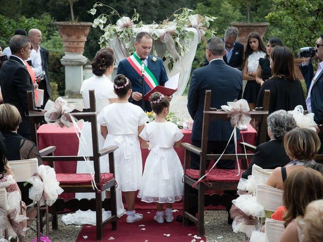 Il matrimonio di Angelo e Rosa a Lastra a Signa, Firenze 11