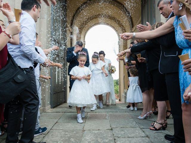 Il matrimonio di Angelo e Rosa a Lastra a Signa, Firenze 12
