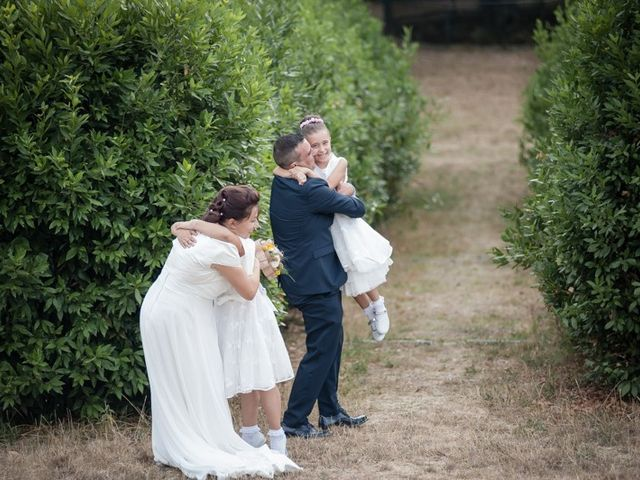 Il matrimonio di Angelo e Rosa a Lastra a Signa, Firenze 15