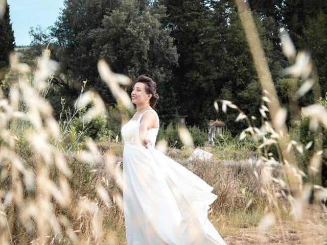 Il matrimonio di Angelo e Rosa a Lastra a Signa, Firenze 20