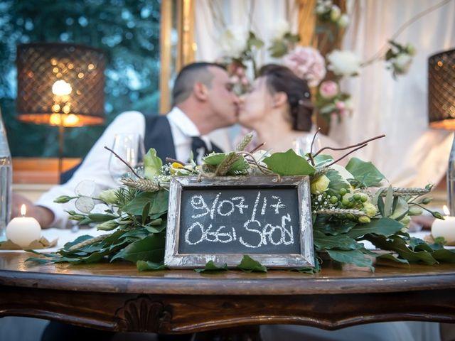 Il matrimonio di Angelo e Rosa a Lastra a Signa, Firenze 25