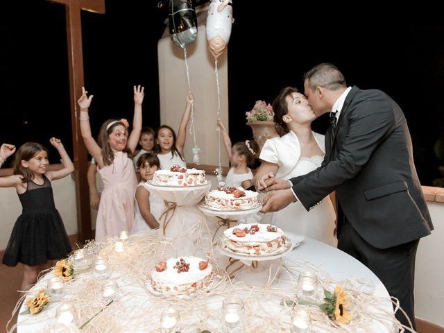Il matrimonio di Angelo e Rosa a Lastra a Signa, Firenze 29
