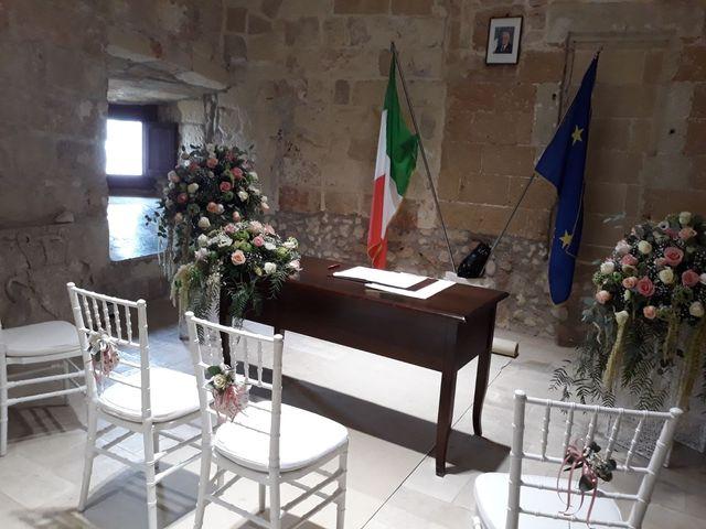 Il matrimonio di Amalia e Ivan a Otranto, Lecce 5