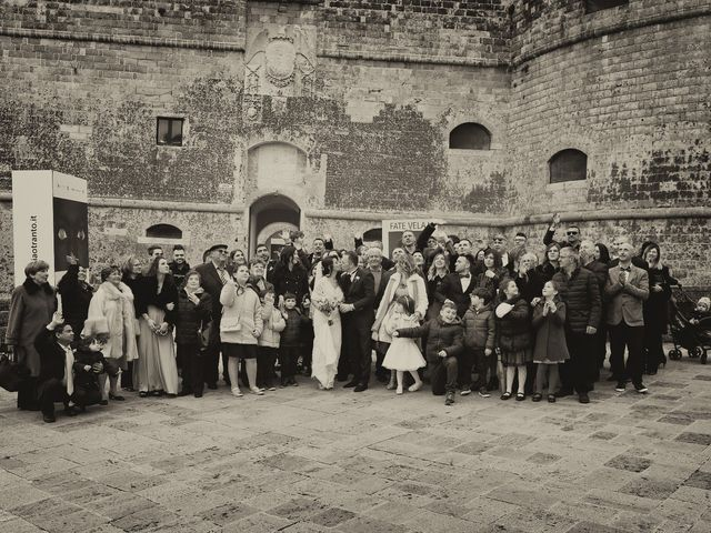 Il matrimonio di Amalia e Ivan a Otranto, Lecce 1
