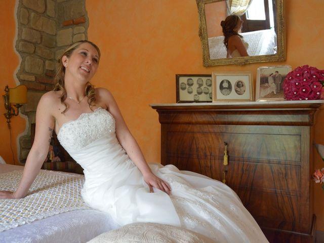 Il matrimonio di Michele e Cristina a Cuceglio, Torino 4