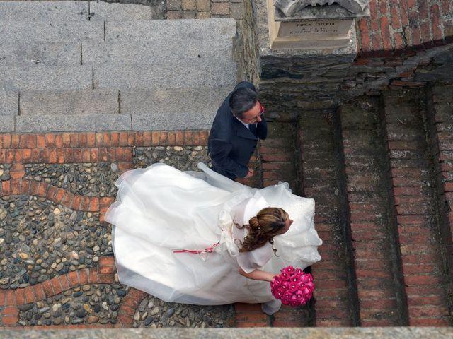 Il matrimonio di Michele e Cristina a Cuceglio, Torino 8