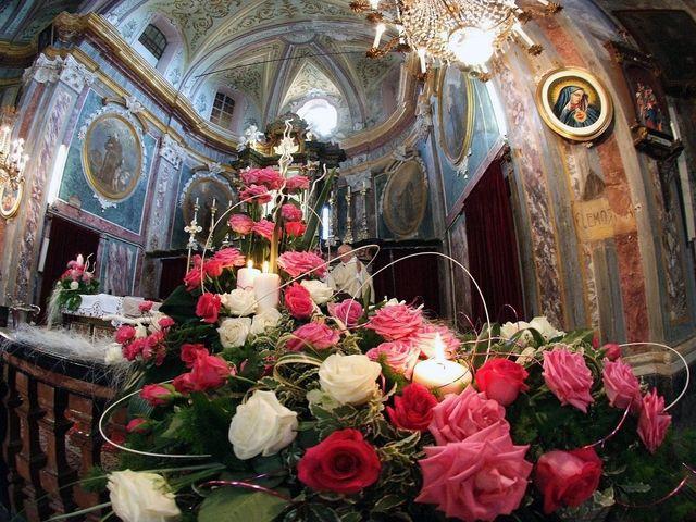 Il matrimonio di Michele e Cristina a Cuceglio, Torino 9