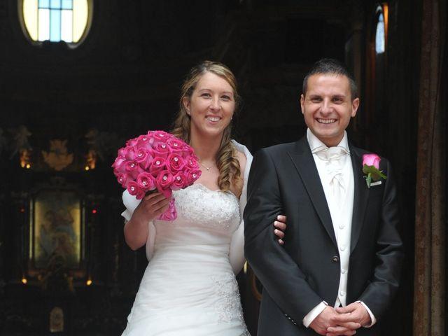 Il matrimonio di Michele e Cristina a Cuceglio, Torino 10
