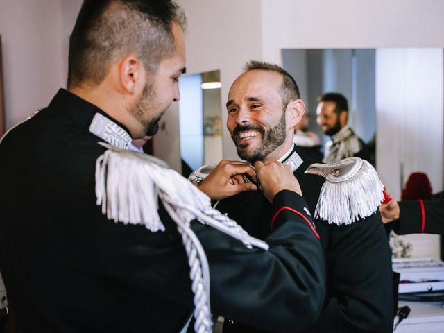 Il matrimonio di Michele e Giulia a Guiglia, Modena 8