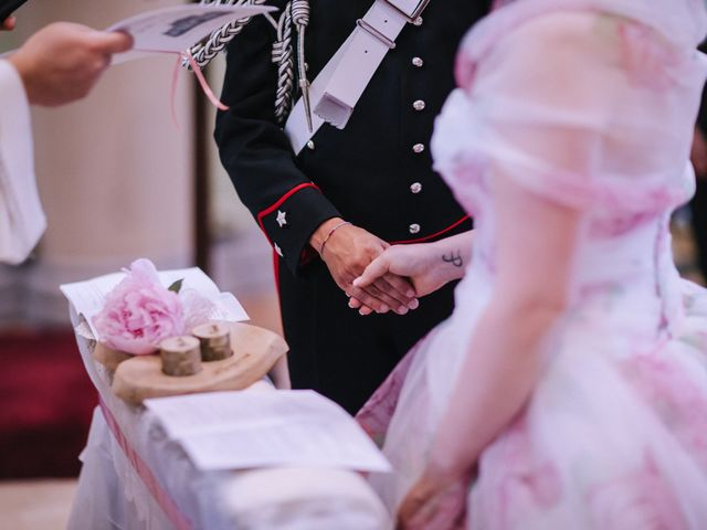Il matrimonio di Michele e Giulia a Guiglia, Modena 16