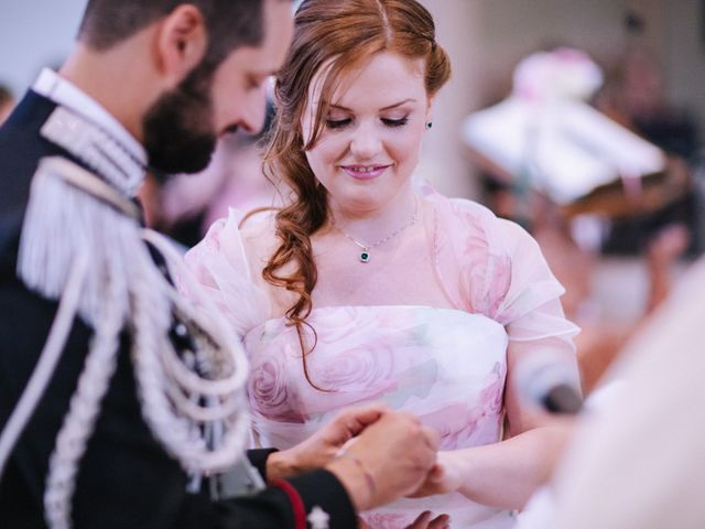 Il matrimonio di Michele e Giulia a Guiglia, Modena 24