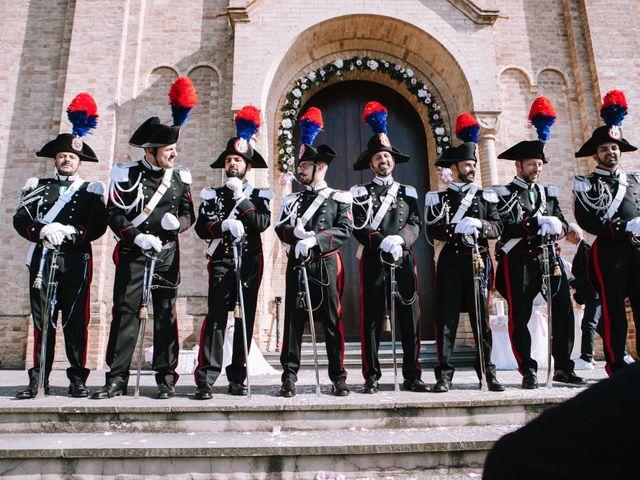 Il matrimonio di Michele e Giulia a Guiglia, Modena 19
