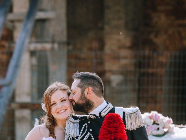 Il matrimonio di Michele e Giulia a Guiglia, Modena 22