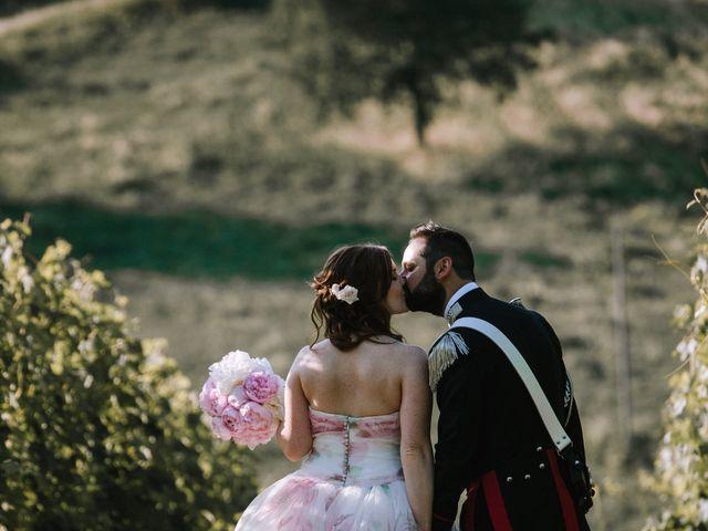 Il matrimonio di Michele e Giulia a Guiglia, Modena 28