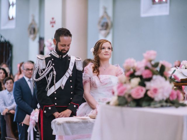 Il matrimonio di Michele e Giulia a Guiglia, Modena 13
