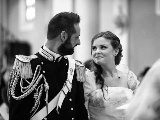 Il matrimonio di Michele e Giulia a Guiglia, Modena 15