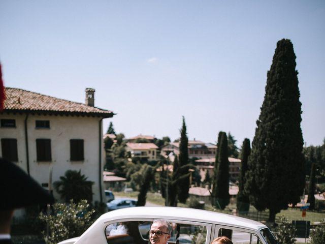 Il matrimonio di Michele e Giulia a Guiglia, Modena 41