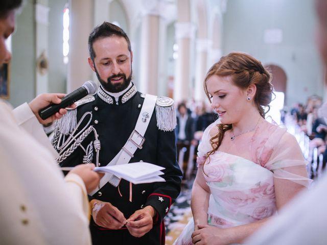 Il matrimonio di Michele e Giulia a Guiglia, Modena 20