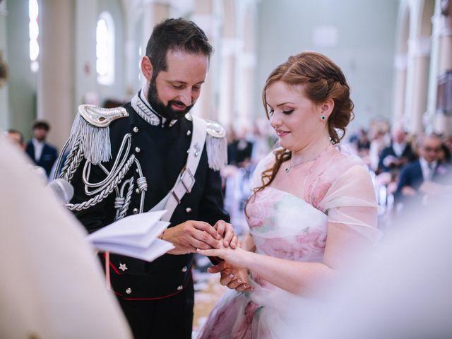 Il matrimonio di Michele e Giulia a Guiglia, Modena 48