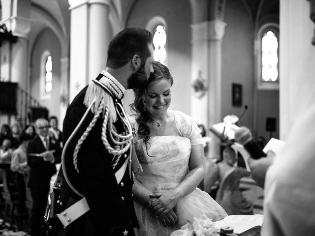 Il matrimonio di Michele e Giulia a Guiglia, Modena 50