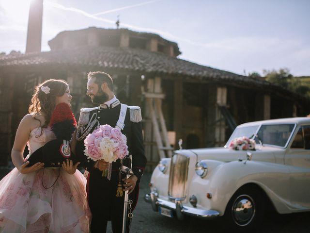 Il matrimonio di Michele e Giulia a Guiglia, Modena 2