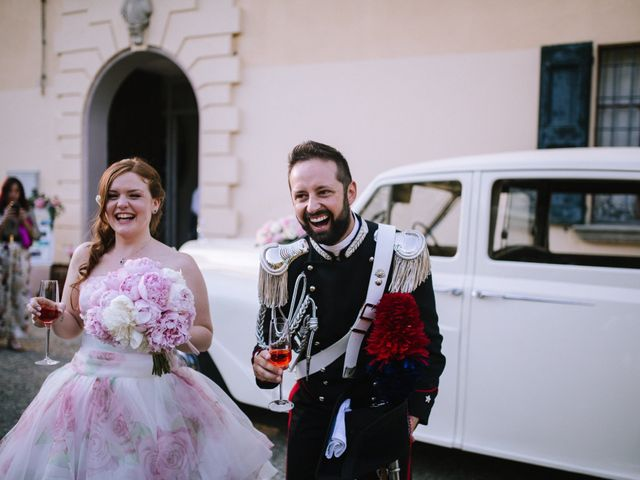 Il matrimonio di Michele e Giulia a Guiglia, Modena 37