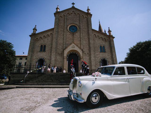 Il matrimonio di Michele e Giulia a Guiglia, Modena 9