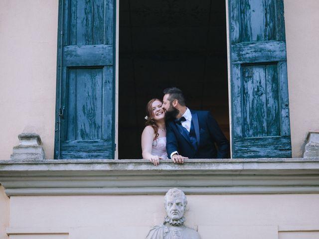 Il matrimonio di Michele e Giulia a Guiglia, Modena 29