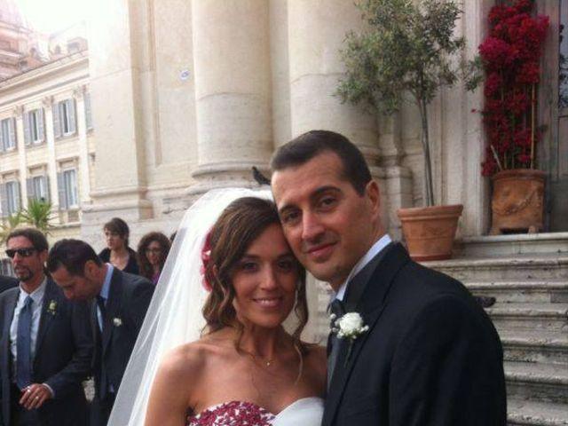 Il matrimonio di Maria e Massimiliano a Roma, Roma 6