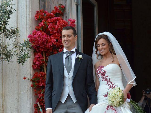 Il matrimonio di Maria e Massimiliano a Roma, Roma 8