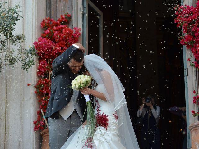 Il matrimonio di Maria e Massimiliano a Roma, Roma 9