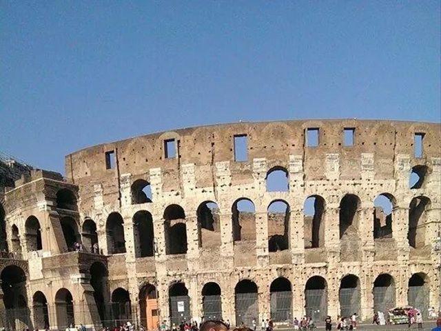 Il matrimonio di Maria e Massimiliano a Roma, Roma 11