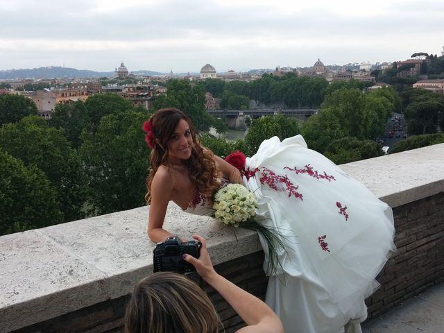 Il matrimonio di Maria e Massimiliano a Roma, Roma 14