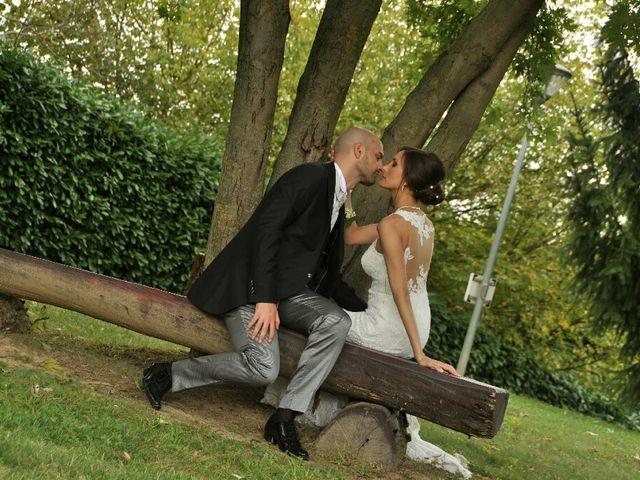 Il matrimonio di Giacomo  e Cristina a Nichelino, Torino 1