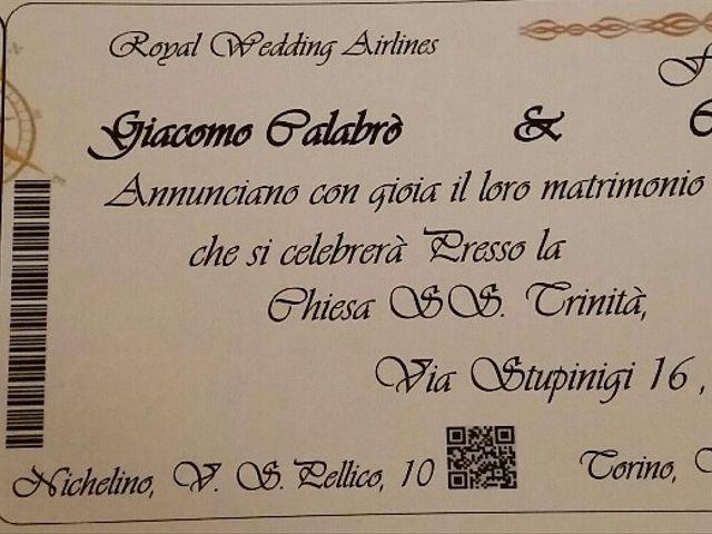 Il matrimonio di Giacomo  e Cristina a Nichelino, Torino 11