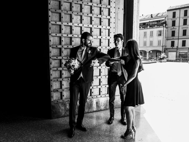Il matrimonio di Gioacchino  e Agnese a Bologna, Bologna 10