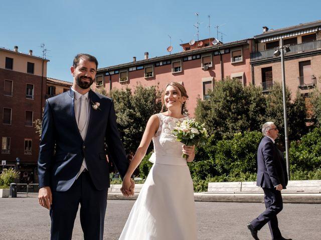 Il matrimonio di Gioacchino  e Agnese a Bologna, Bologna 1